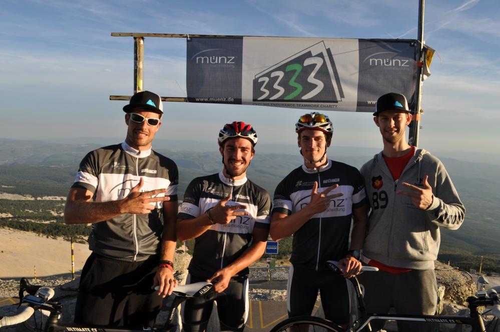 Team Tour 3333