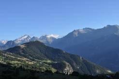 Blickwinkel ins Tal