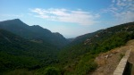 Doch relativ bergig, ... Korsika
