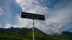 Die letzte Ankunft auf dem Gipfel der Tour 3333!