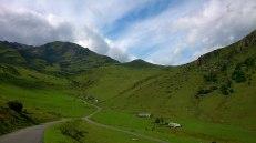 Die Pyrenäen - tolle Landschaft!